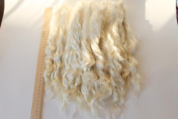 тресс для кукольных волос
