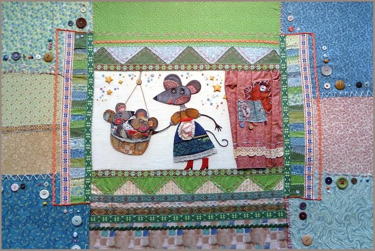 Гранд текстильные куклы куклы с выкройками - cac8