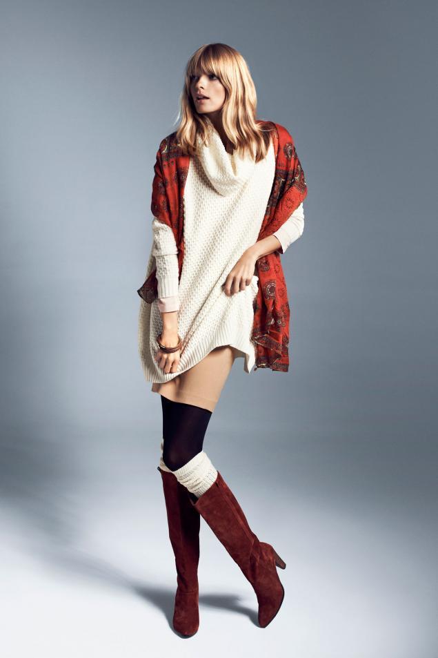 зима женская одежда