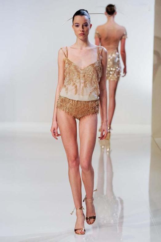 Dilek Hanif Haute Couture весна-лето 2014, фото № 2