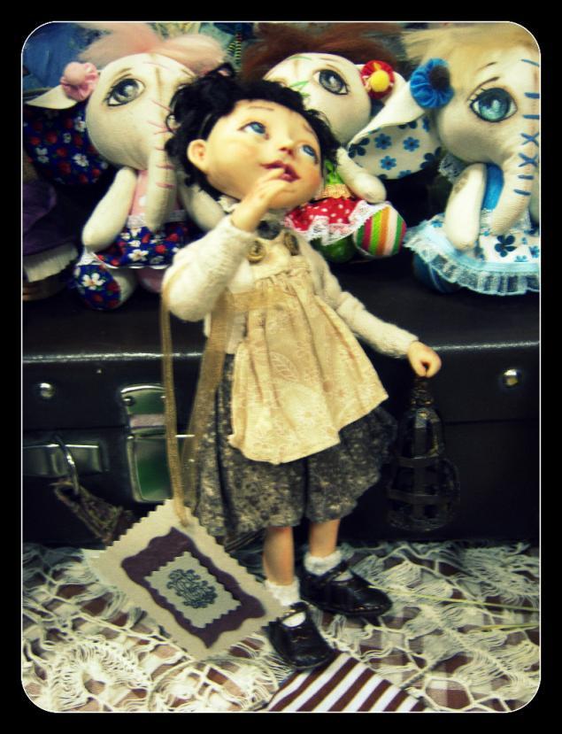 авторская кукла, волгоград