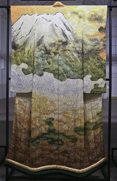 япония, крашение, выставка