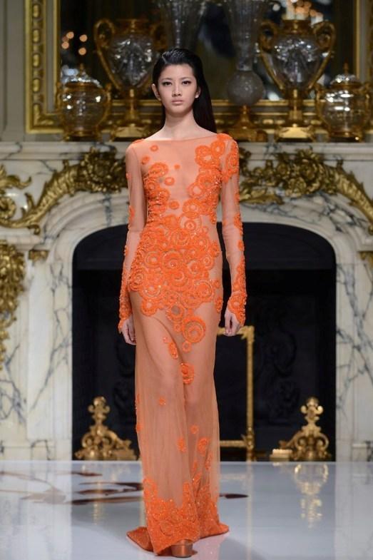 Charlotte Licha Haute Couture весна-лето 2014, фото № 15