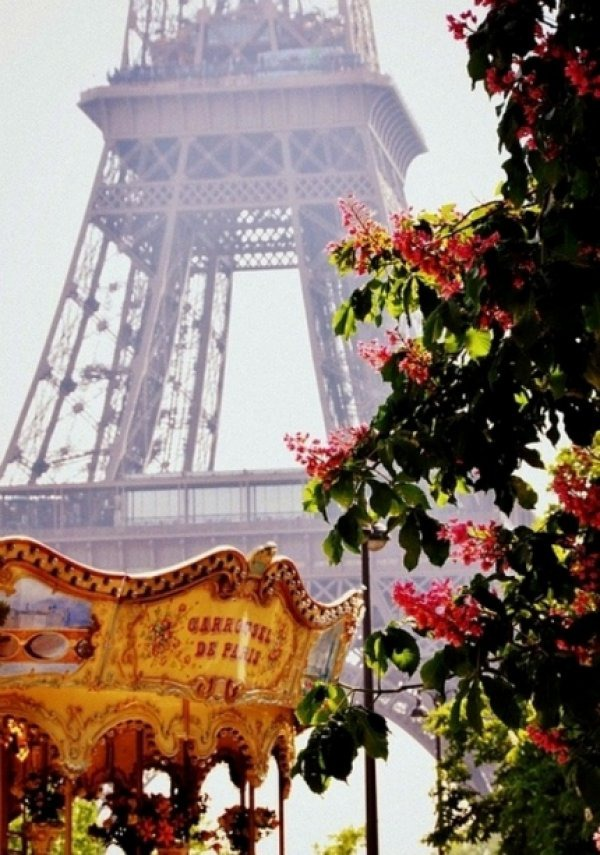Весенний Париж, дыхание теплого ветра, фото № 28