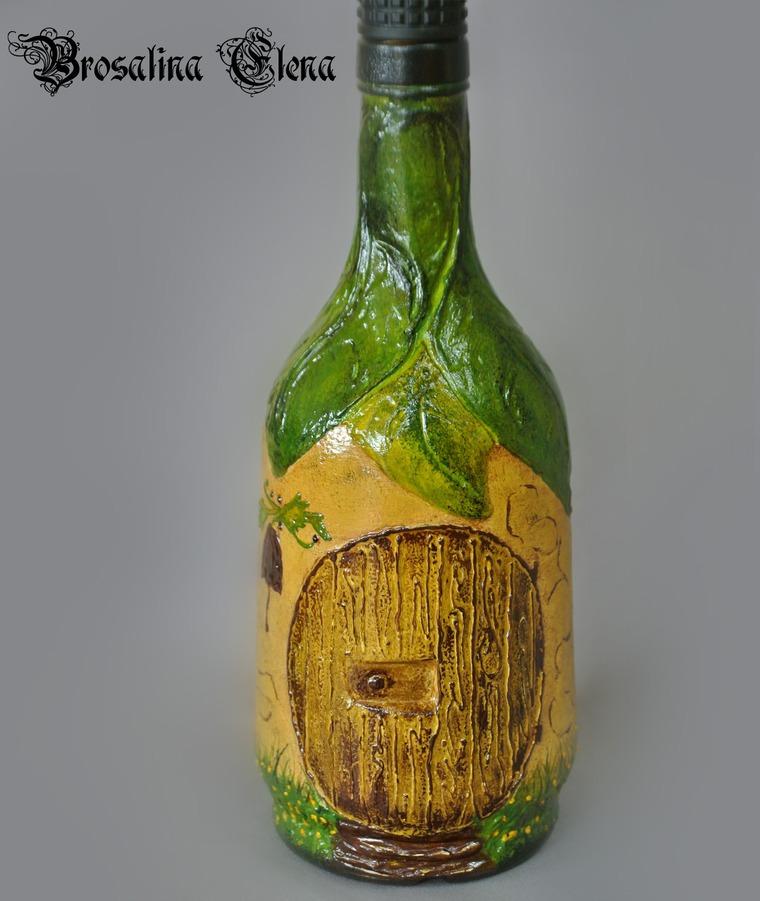 пустая бутылочка