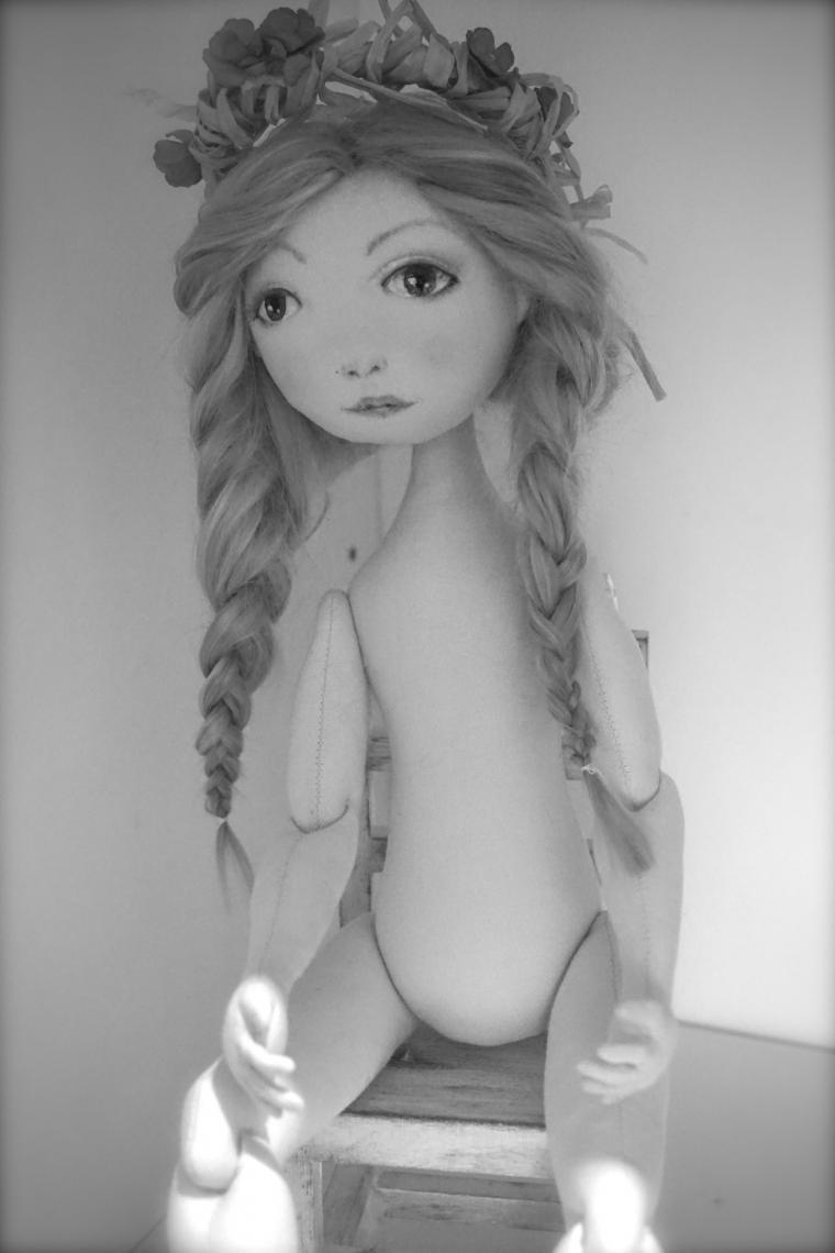 кукла ручной работы, куклы