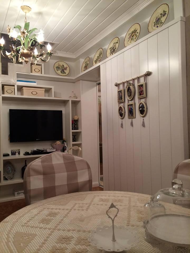 Декорирование стен тарелками, фото № 16