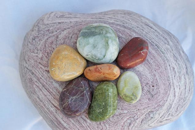 камни натуральные