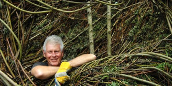 Acclaimed environmental sculptor Patrick Dougherty to speak …