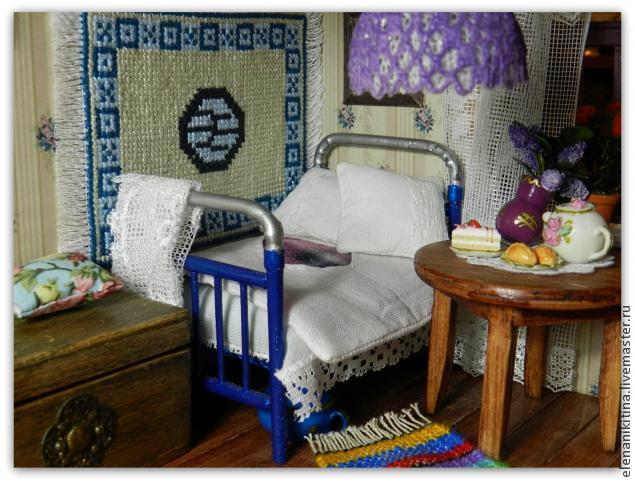 Кроватки для кукол делаем своими руками