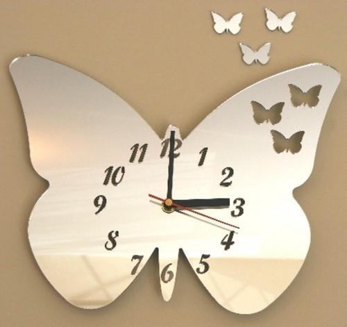 Бабочки как элемент дизайна интерьера, фото № 36
