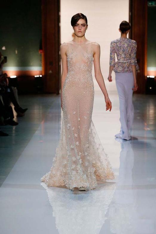 Georges Hobeika Haute Couture весна-лето 2014, фото № 32