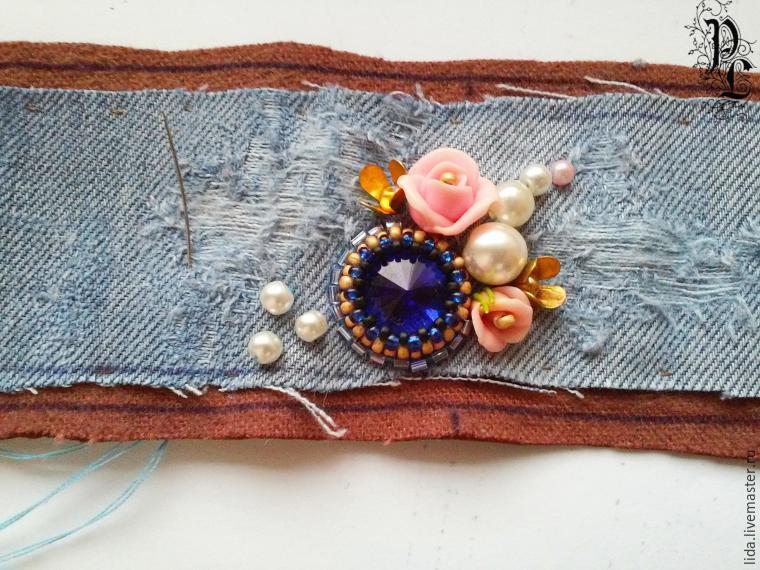 вышивка handmade