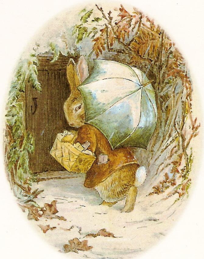 Интересные факты о Беатрис Поттер и ее знаменитых кроликах, фото № 7