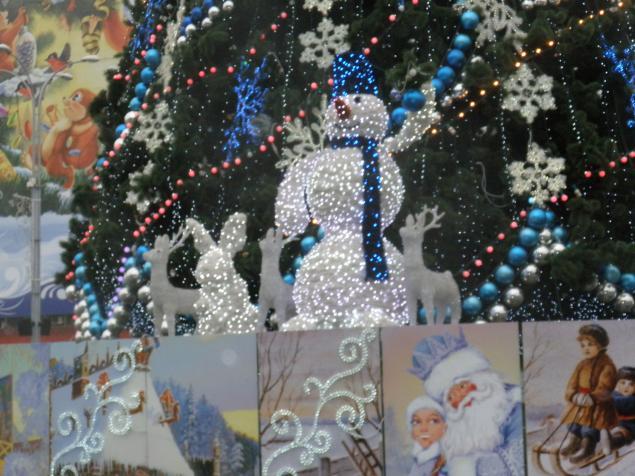 рождественская ярмарка, вышивка крестом