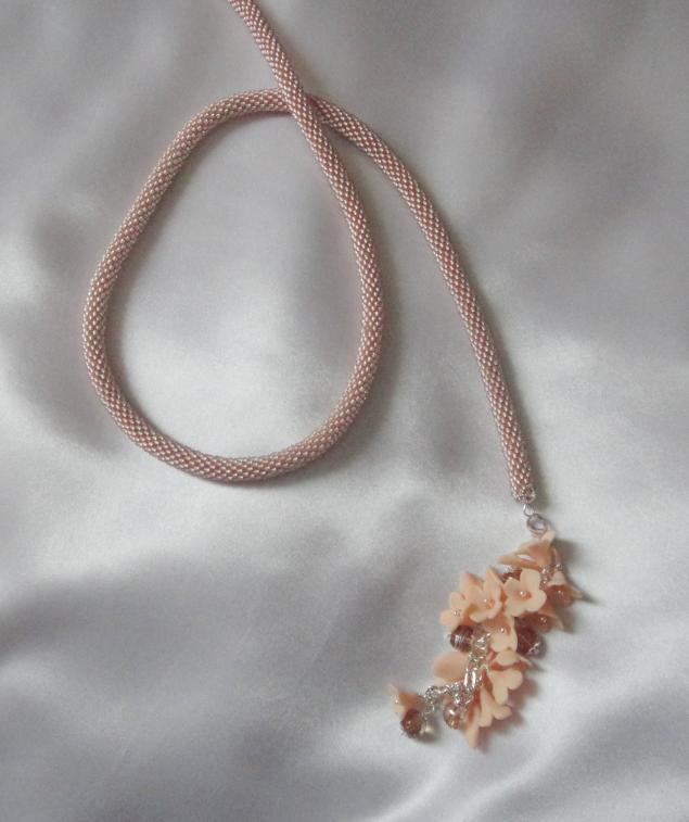 плетение узлов на лариате