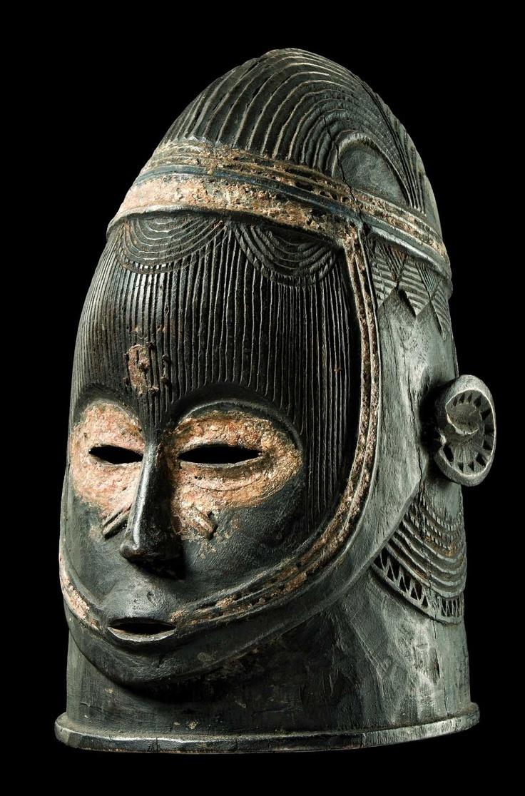 Africa | Helmet mask