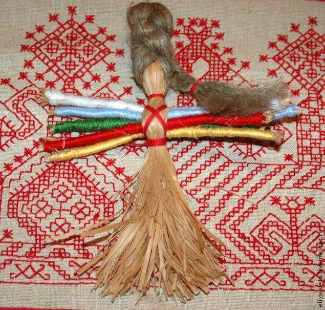 славянская кукла
