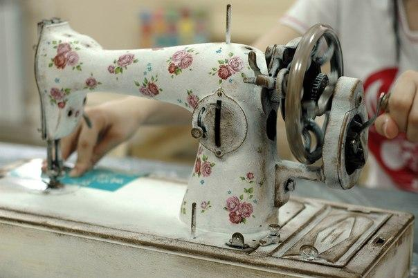 Реанимация швейной машины, фото № 10