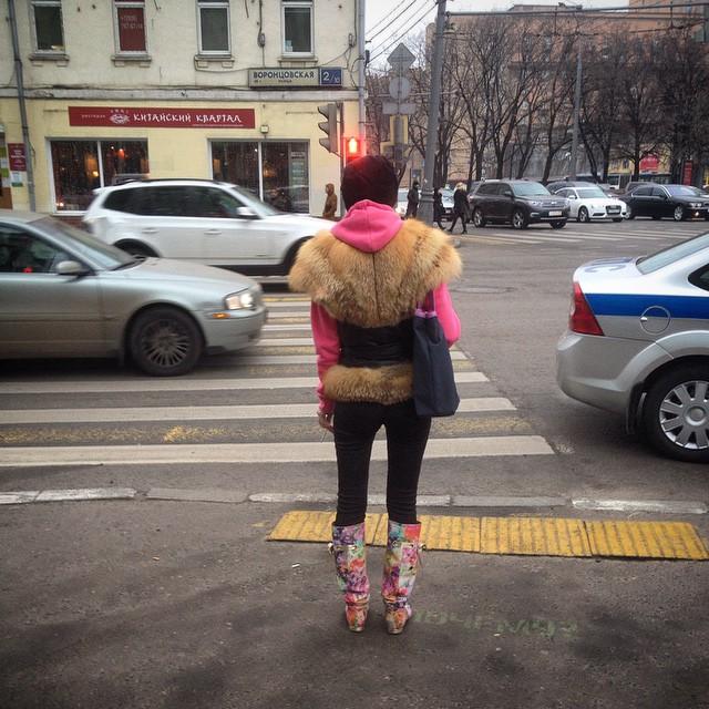 Что носить зимой, или Снимите это немедленно, фото № 3