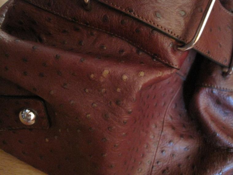 работа с кожей