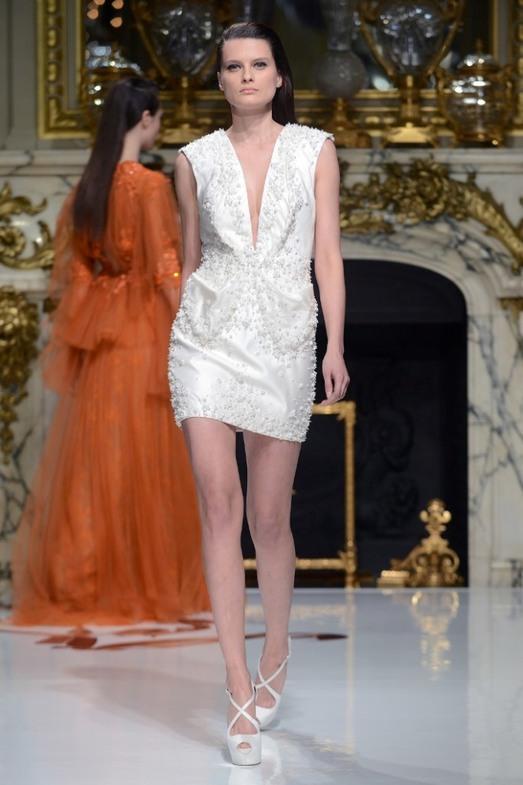 Charlotte Licha Haute Couture весна-лето 2014, фото № 18