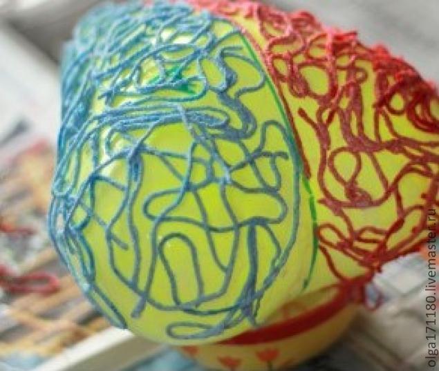 Рождение чудесных шаров-паутинок