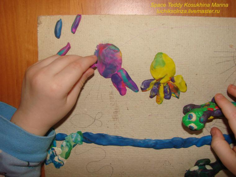 игрушки ручной работы