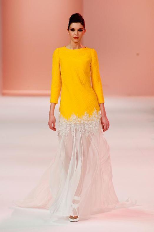 Stephane Rolland Haute Couture весна-лето 2014, фото № 27