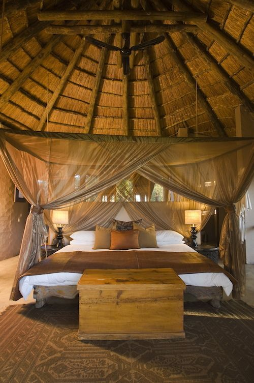 Interior design | decoration | home decor |  Botswana Safari lodge