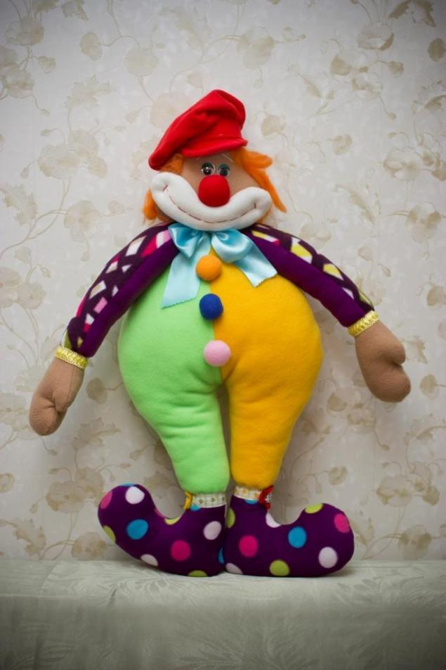 Клоун игрушка своими руками фото - Uinzone.ru