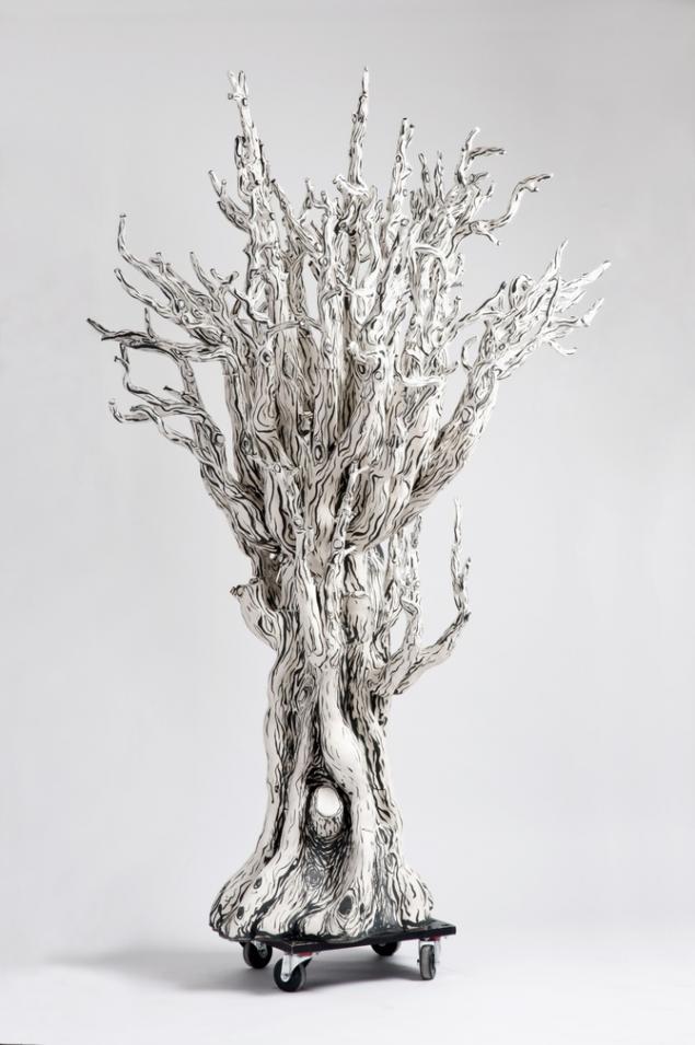 Керамические скульптуры Katharine Morling, фото № 13
