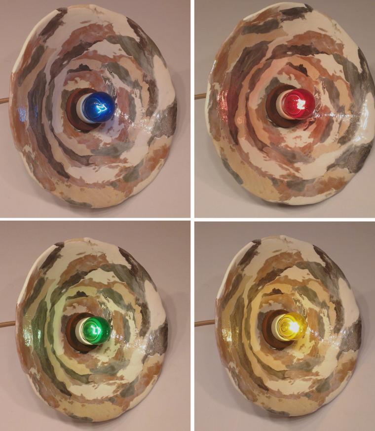 керамические люстры, дизайнерские светильники, светильник над столом
