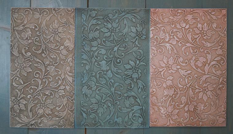 Тиснение орнамента на мебели. Мастерская Натальи Строгановой. Отчет. Часть 2, фото № 1
