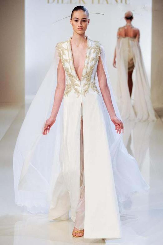 Dilek Hanif Haute Couture весна-лето 2014, фото № 5