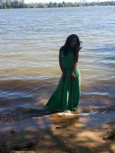 длинное платье, красивое платье