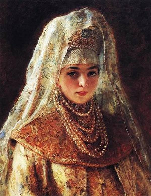 Русские красавицы, фото № 1