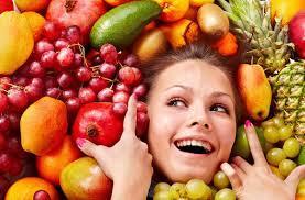 сделай сама, фрукты в косметике