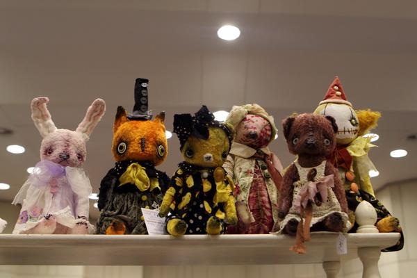 Выставка Euro Teddy в Эссене (с фото 1 часть), фото № 22