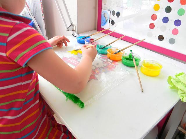 Витражные краски своими руками в домашних 25