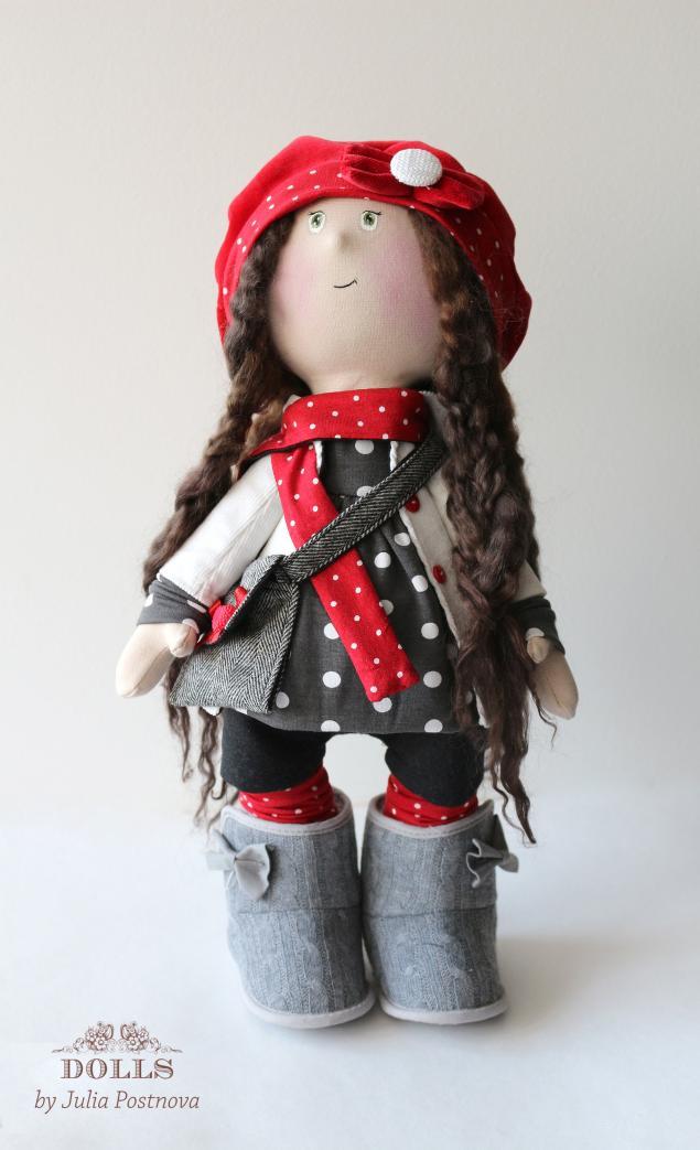 текстильная кукла, скидки на куклы, купить куклу со скидкой, текстильная игрушка, кукла ручной работы