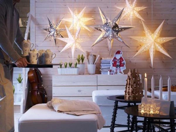 Звезды в интерьере: 20 интересных вариантов декора - Ярмарка Мастеров - ручная работа, handmade