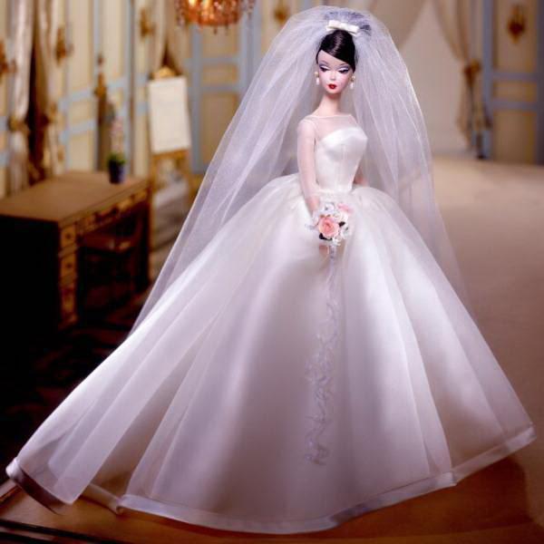 Барби невеста своими руками