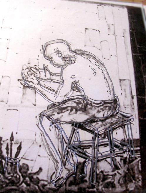 Рисуем на стекле, фото № 5