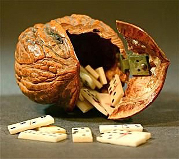 Cracking Nuts: Walnut Shells as a Material for Your Craft, фото № 2