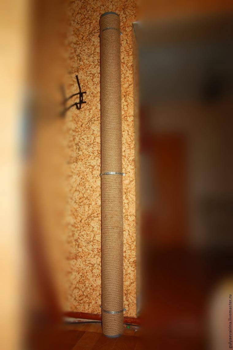 Когтеточка своими руками на стене фото 906