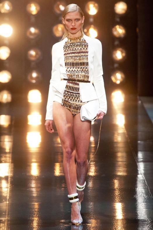 Alexandre Vauthier Haute Couture весна-лето 2014, фото № 1