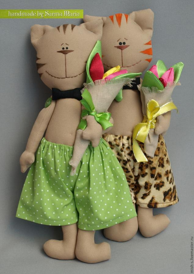 Миниатюра для кукол своими руками 967