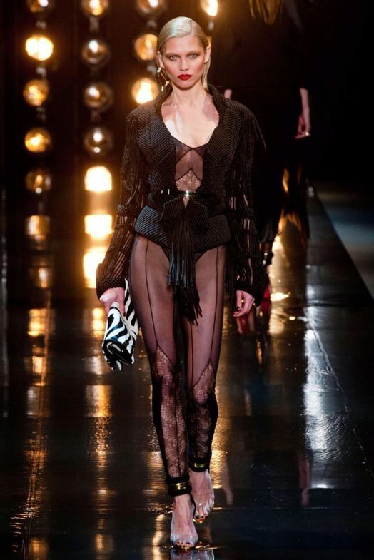 Alexandre Vauthier Haute Couture весна-лето 2014, фото № 20