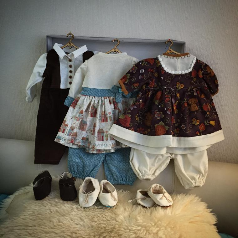 Сшить одежду для кукол своими руками картинки